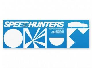 Speedhunters Life Bumper Sticker
