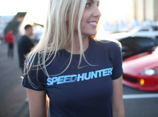 Navy Blue Speedhunters Shirt