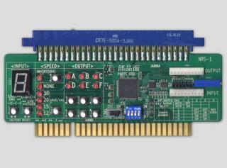 NRS-1 シンクロ連射基板