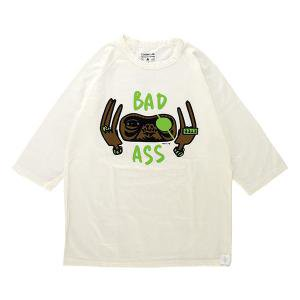 COSMICLAB × 2YANG / ''BAD ASS'' RaglanT-sht