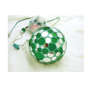 KALA / MIRRORBALL [Green×Green]