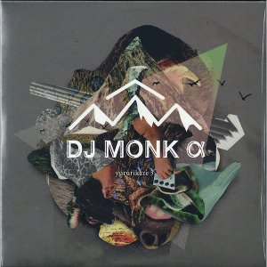 MONK α / YURURIKAZE 3 [MIX-CD]