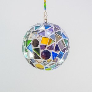 KALA / MIRRORBALL [Blue Multi(WH)]