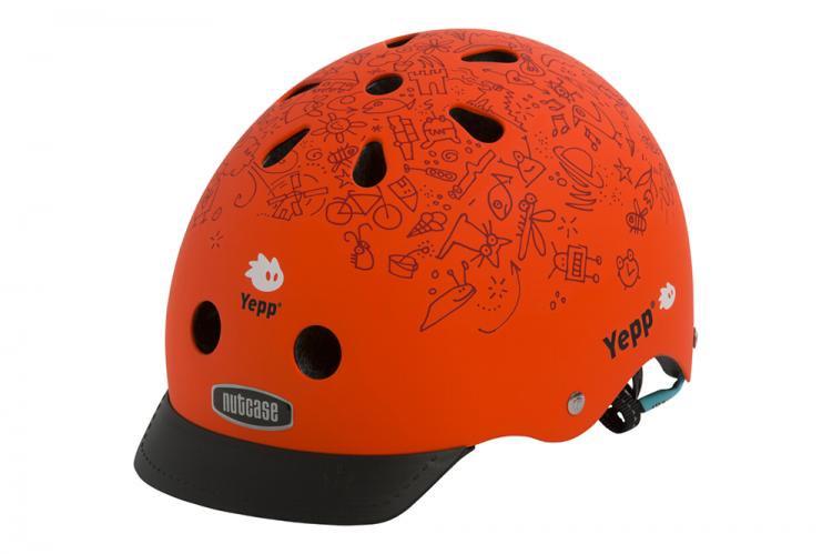 NUTCASE x Yepp Bike Helmet