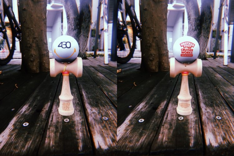 FTY KENDAMA SMILE MODEL