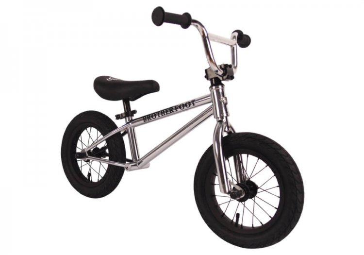 THE FIRST TRACK BMX XX SILVER (CP) no.2