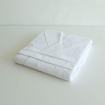 MEYZER バスローブ white L/XL