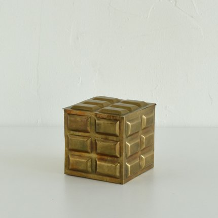 真鍮製BOX