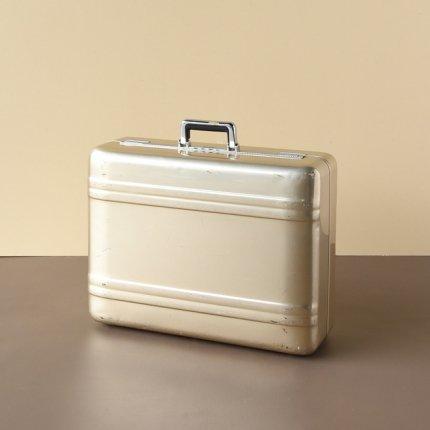 スーツケース/シャンパンゴールド