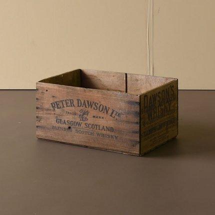 ウッドボックス/PETER DAWSON