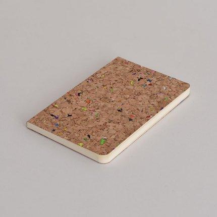 ノートブック(コルク) A6