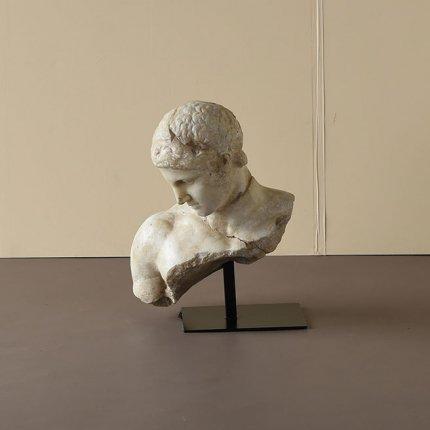 石膏像風オブジェ DISCOPHORUS