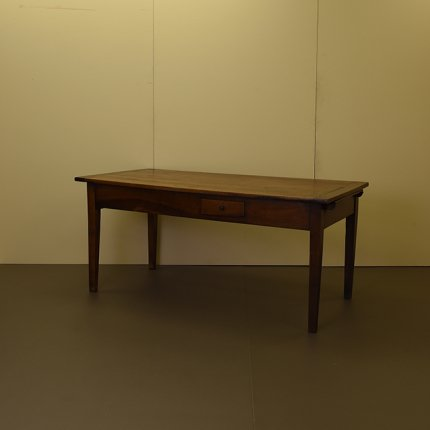 ダイニングテーブル/引き出し付き/伸長式/ビンテージ