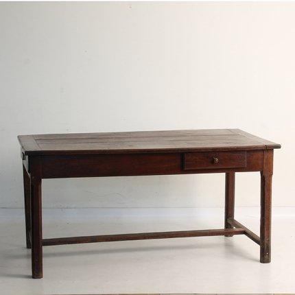 テーブル/ビンテージ/引き出し付き