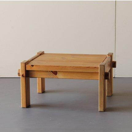 ローテーブル/スクエア