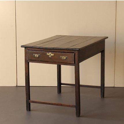 サイドテーブル/ビンテージ/引き出し付き