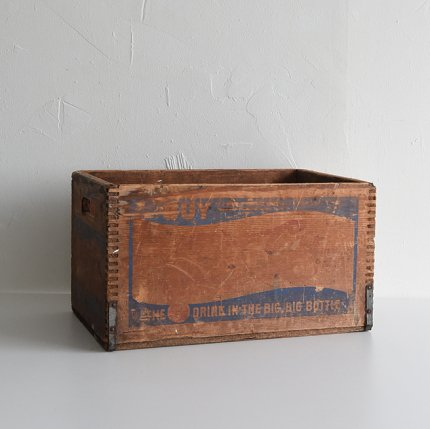 木箱/ペプシコーラ