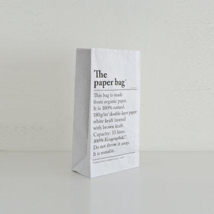 ホワイト紙袋