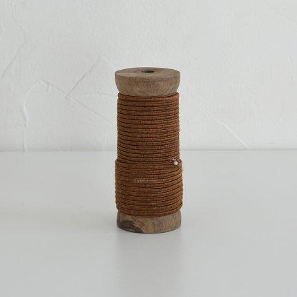 リボン 糸巻き付