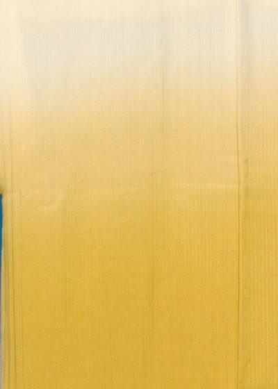 MP76-30紋付レンタル 裄76(身長180 胴回り73-103) 正絹 婚礼用 クリーム金茶ぼかし[遊助]上地雄輔