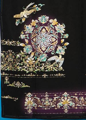 TK265留袖レンタル(裄70身長138-158ヒップ78-108)正絹 金彩 作家物