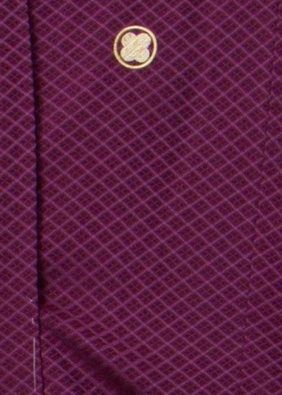 MP75-15紋付レンタル 裄75(身長175 胴回り77-107)紫