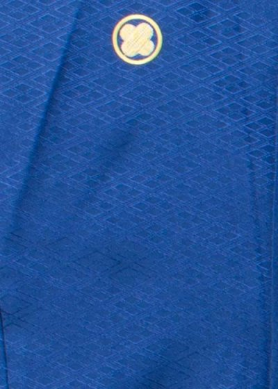 MP81-2トール紋付レンタル 裄81(身長180-190胴回り78-108) 青紺 【新品同様】