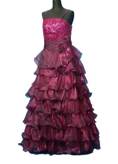6f234c742a5be 19号サイズのカラードレスレンタル(ウエスト94cmまで)バーガンディ(ワインレッド) CD19-2 - 大きいサイズの留袖.振袖.紋付袴 大きい貸衣裳 のドレス・着物レンタル