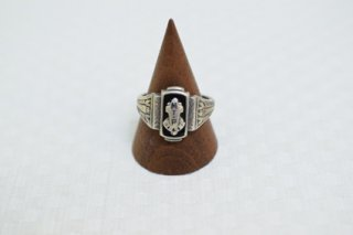 VINTAGE COLLEGE RING<BR>ヴィンテージ カレッジリング