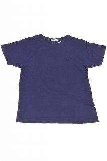90s フィラ ワンポイントTシャツ<BR>FILA LOGO T-SHIRT