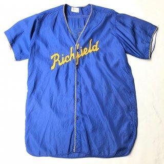 60s ヴィンテージ ベースボールシャツ<BR>60s VINTAGE BASEBALL SHIRT