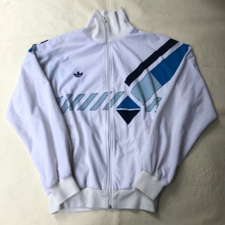 80s アディダス デザイントラックトップ(A)<BR>80s ADIDAS DESIGN TRACK TOP(A)