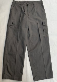 80s ヴィンテージ オランダ軍 ミリタリーパンツ<BR>80s VINTAGE NETHER LAND MILITALY PANTS