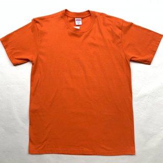 シュプリーム ブランク Tシャツ(オレンジ)<BR>Supreme BLANK T-SHIRT(ORANGE)