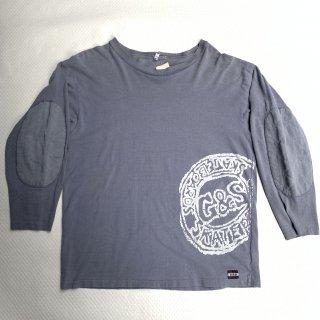 90s ゴードン&スミス L/S プリントTシャツ<BR>90s G&S L/S PRINT T-SHIRT