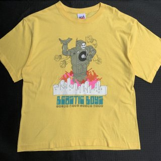 90s VINTAGE BEASTIE BOYS PRINT T-SHIRT<BR>90s ビースティーボーイズプリントTシャツ