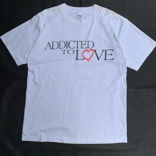 90s VINTAGE ADICTED TO LOVE T-SHIRT<BR>90s 映画 恋におぼれて Tシャツ