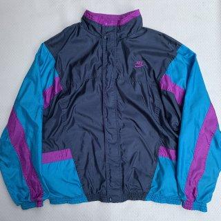 90s VINTAGE NIKE NYLON JACKET PURPLE <BR>ヴィンテージ ナイキ ナイロンジャケット