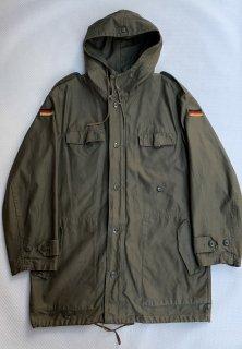 80s VINTAGE GERMAN MILITALY FIELD COAT<BR>ヴィンテージ ドイツ軍 ミリタリー モッズコート