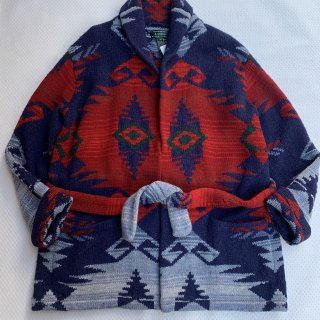 VINTAGE POLO RALPH LAUREN NATIVE GOWN<BR>ラルフローレン ネイティブ ガウン