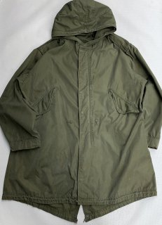 VINTAGE US ARMY M-51 FIELD PARKA FISH TAIL <BR>ヴィンテージ アメリカ軍 M-51 パーカー フィッシュテール