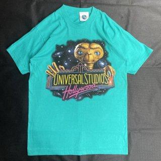 90s VINTAGE<BR>E.T.<BR>T-SHIRT<BR>イーティー<BR>映画Tシャツ