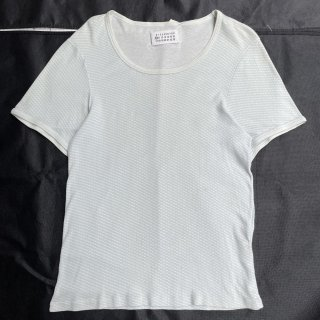 MARTIN MARGIELA 10 WHOLE<BR>PRINT T-SHIRT<BR>マルタンマルジェラ10<BR>総柄プリントTシャツ