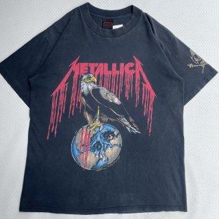 90s VINTAGE<BR>METALLICA<BR>PUSHEAD<BR>T-SHIRT<BR>メタリカ<BR>パスヘッド<BR>Tシャツ