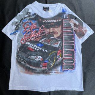 """90s VINTAGE<BR>NASCAR<BR>""""DALE EARNHARDT"""" T-SHIRT<BR>90sヴィンテージ<BR>NASCAR<BR>デイル・アーンハート Tシャツ"""