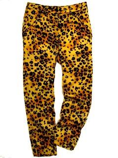 WHITE LINE for giri/ホワイトライン フォーガール WL Original Leopard Pant WLGP2001