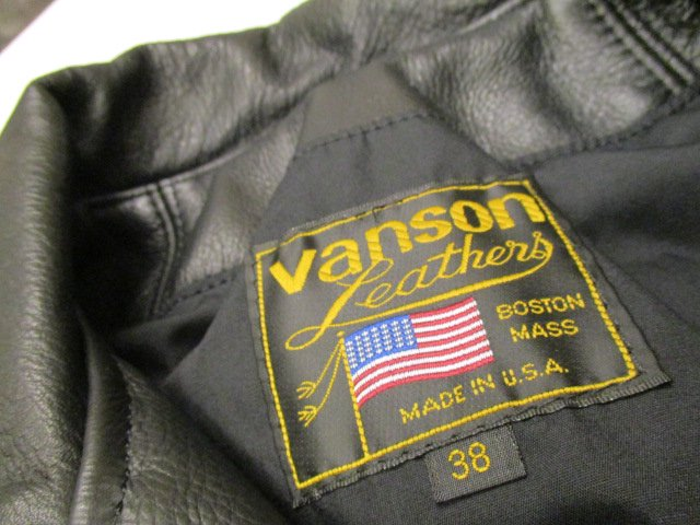 VANSON / バンソン CUSTUM C2R