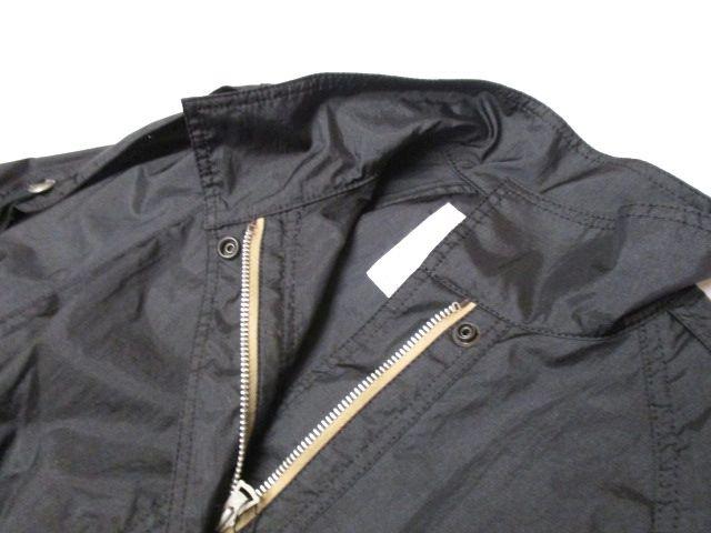 5-knot /ファイブノット  NYLON PARACHUTE COAT