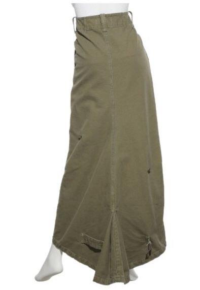 Styling/スタイリング military skirt