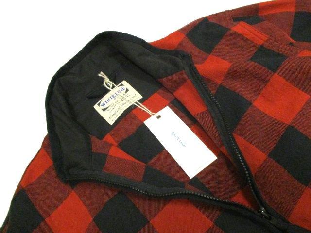 WHITE LINE/ ホワイトライン WL Block Check Pullover Jacket